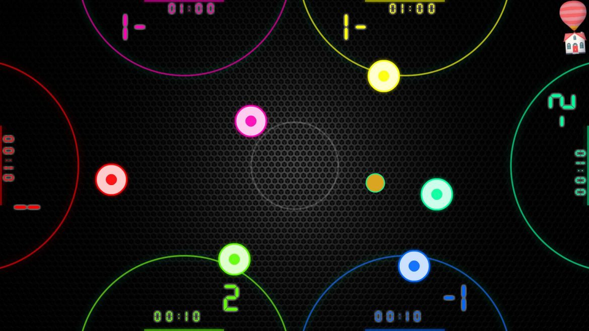 Omnitapps4 Games Airhockey